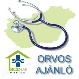 Ajánlott orvosok duna-Lab Medical, orvosajánló, webbeteg, ófalu rendelő
